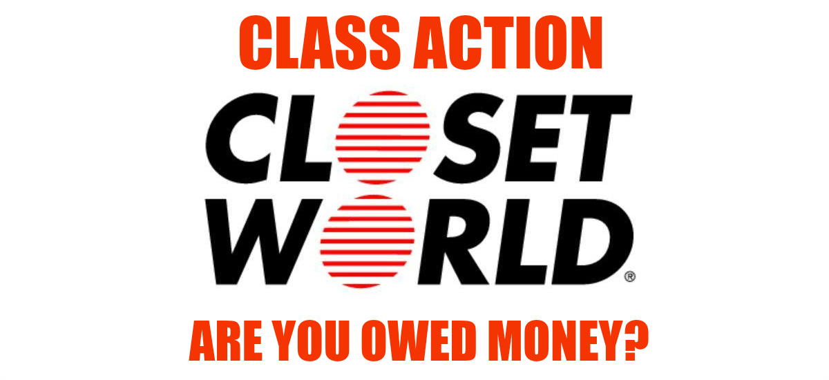 class action closet world