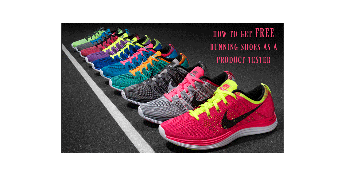 How to Get FREE Running Shoes