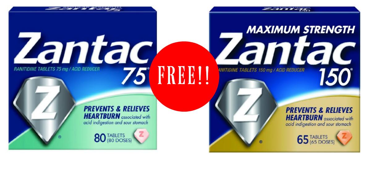 FREE Zantac
