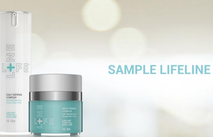 Free LifeLine Skin Care Samples!